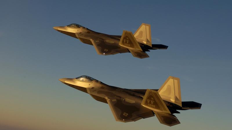 raptor-stealth-fighter-jets-fly-over-langley-virginia